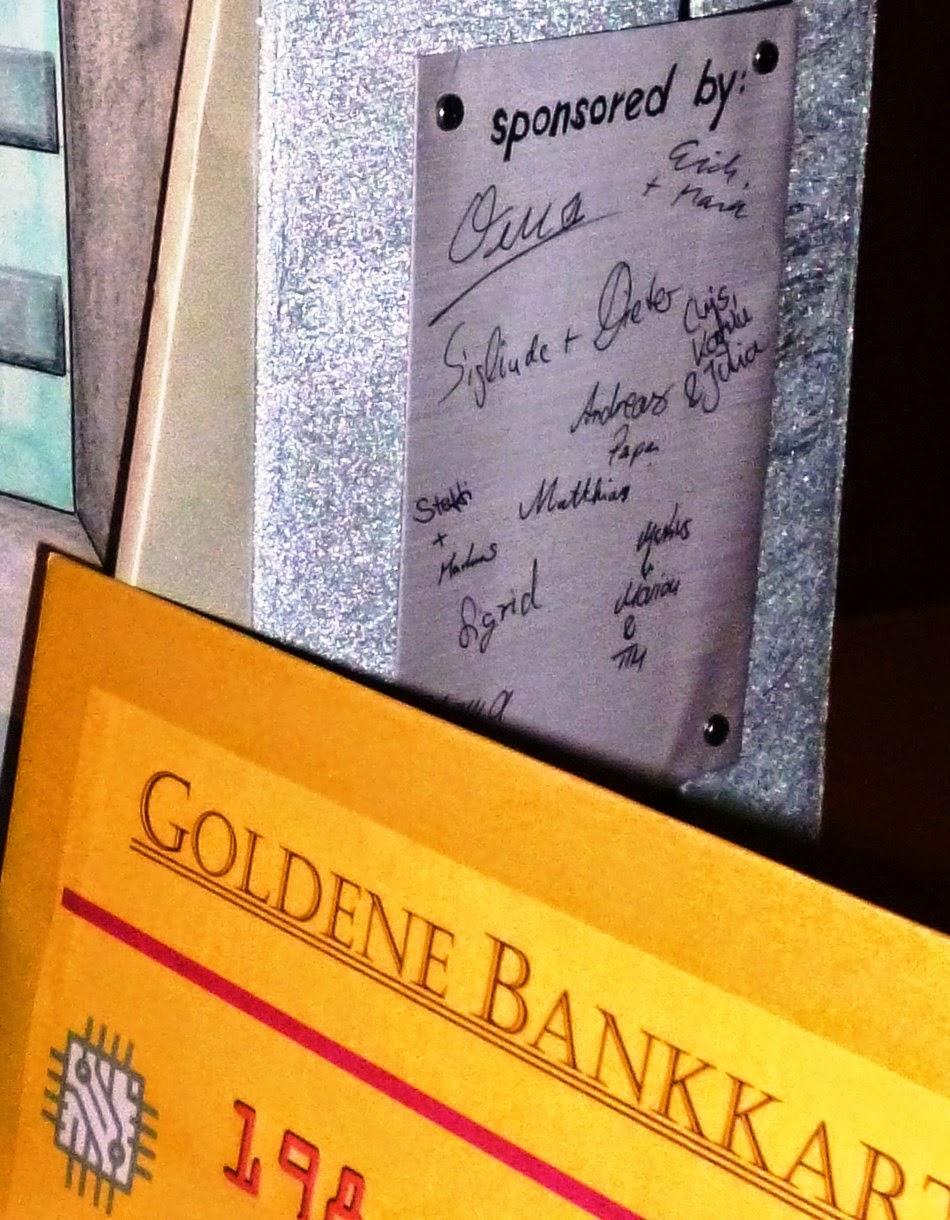 Geldautomat Detailaufnahme 2