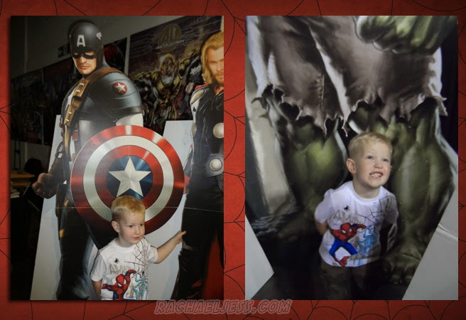 London Film and Comicon - the last Stan Lee visit