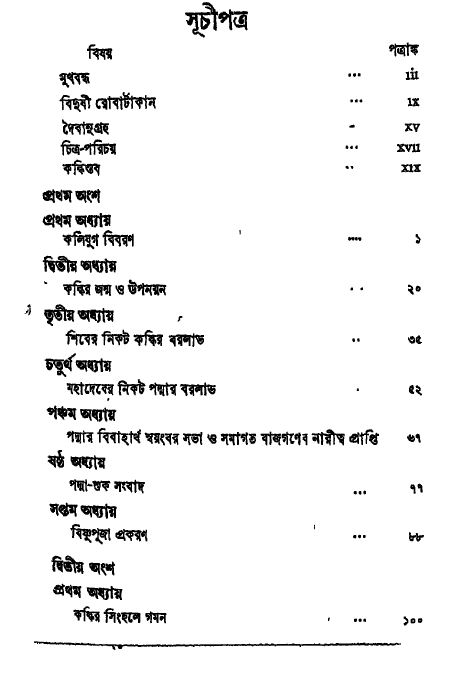 Bengali recipe (cookbook) e-book as a pdf file free download.