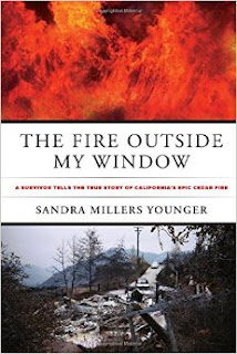 Fire Outside My Window book cover (Sandra Millers Younger)