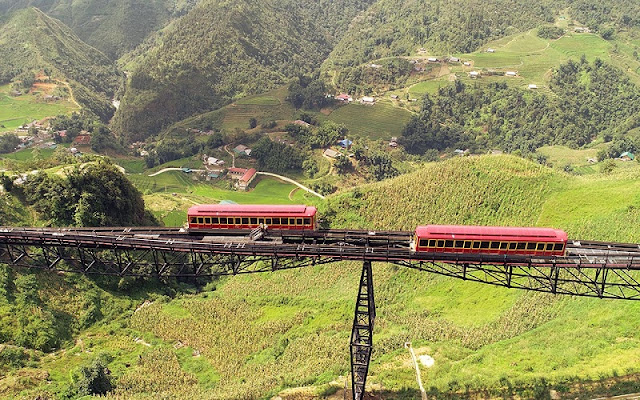 New way to discover Sapa: Funicular Railway 3