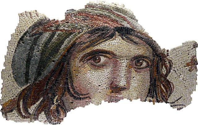 Ζεύγμα, η τσιγγάνα 2ος αι. μ. Χ.