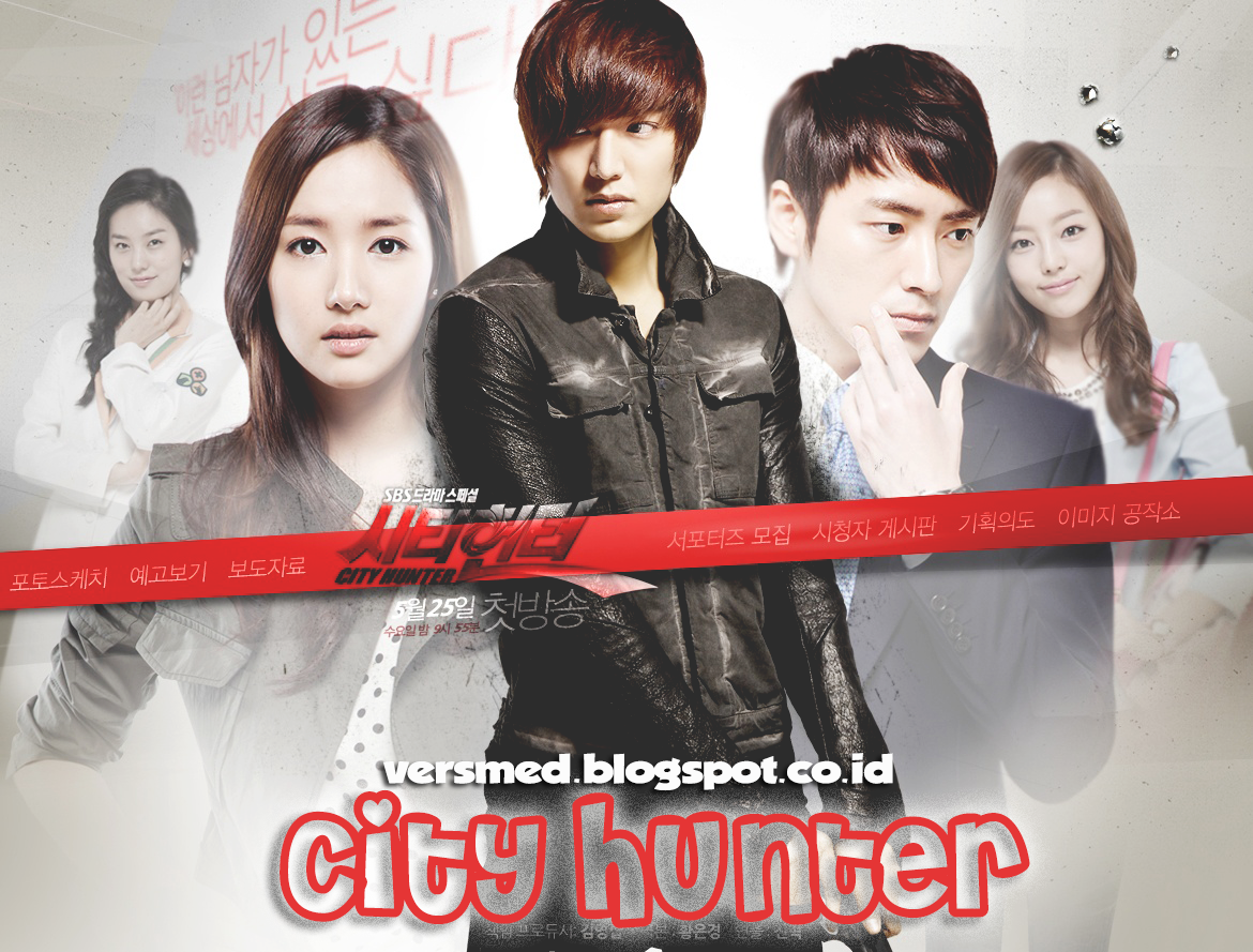 Sinopsis Drama Korea City Hunter