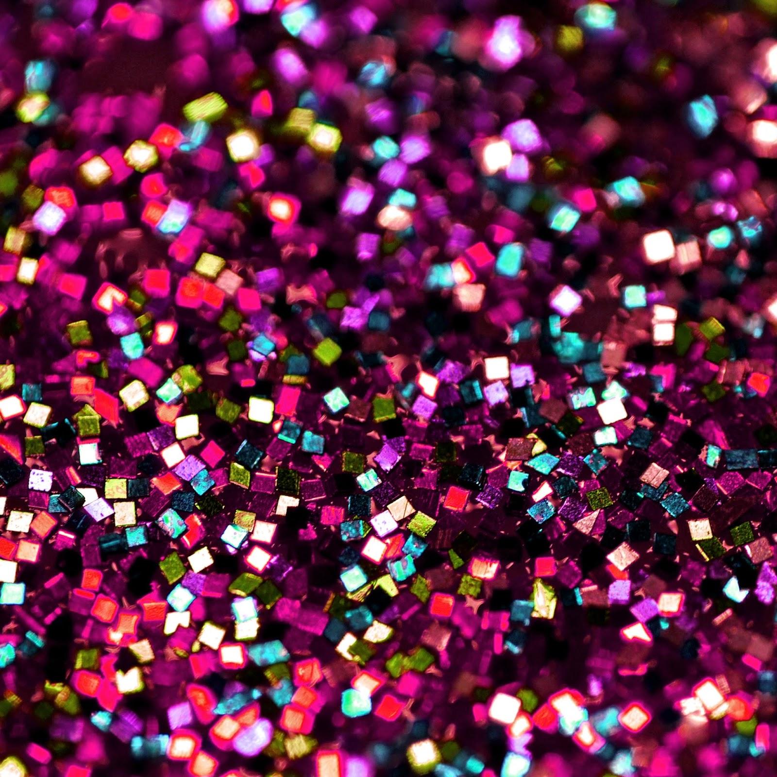 Glitter tumblr pink