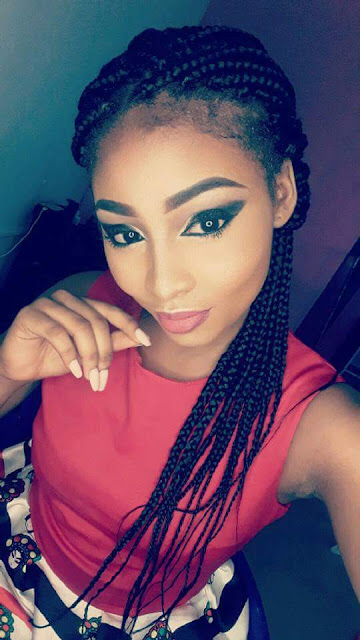 Stunning young Nigerian model dies (photos)