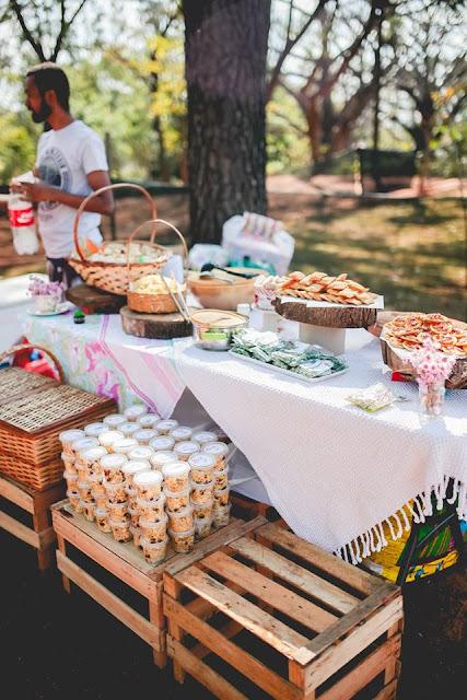 Aniversário Tema Dinossauro - Meninas - DIY - Belo Horizonte - festa no parque -  ideias de lanches para piquenique