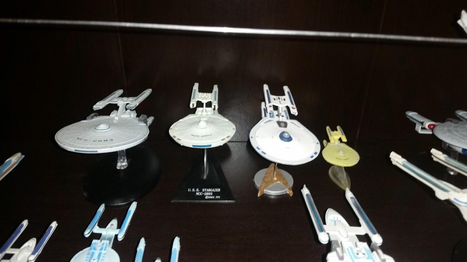 Uss Stargazer Size Comparison
