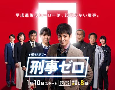 Sinopsis drama Detective Zero