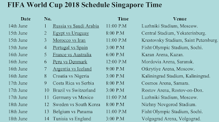 fifa world cup 2018 schedule singapore time pdf