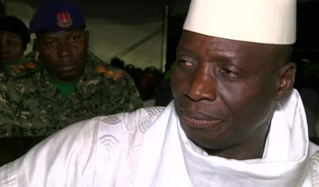 Gambia investigate ex-president accused of stealing $50m