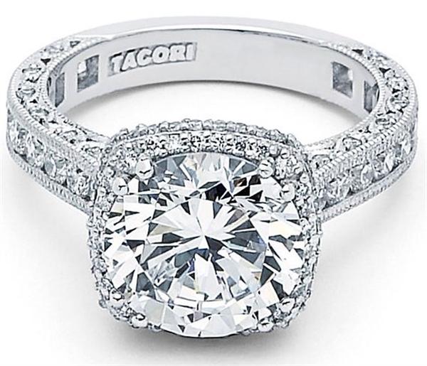 tacori engagement ring - Tacori Wedding Ring