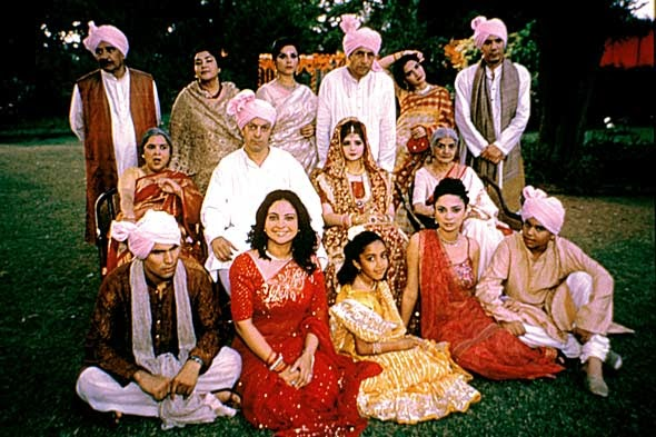 Surrender to the Void: Monsoon Wedding