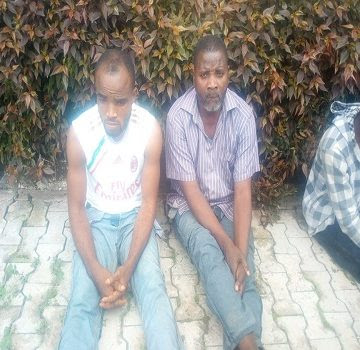 OMG! Prophet Arrested For Planning To Kidnap His Church Member For Money