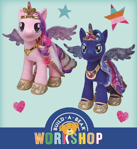 Image Result For Build A Bear My Little Pony Princess Cadance