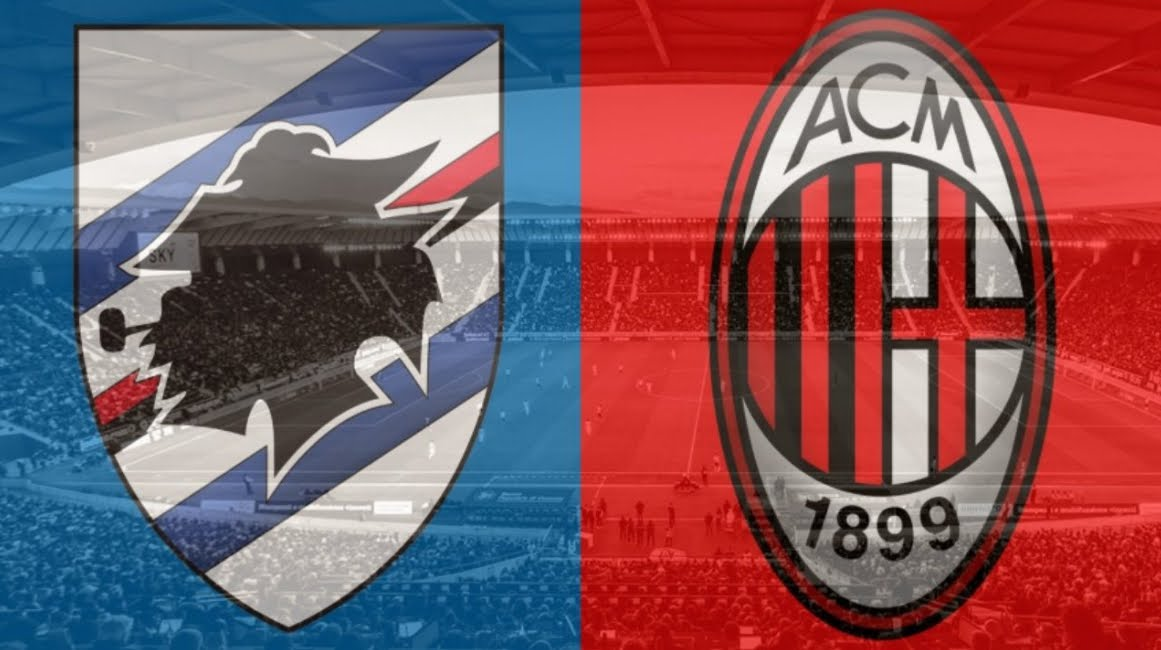 SAMPDORIA MILAN Streaming Gratis Facebook Video YouTube, dove vederla: Sky TV o DAZN?