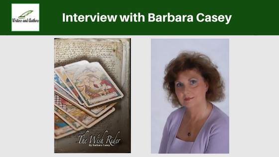 Interview with Barbara Casey