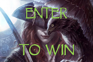 The Queen of Swords Giveaway
