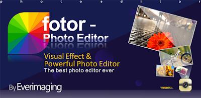 تحميل برنامج Fotor 2016 لاضافة المؤثرات على الصور مجانا لهواة الفيسبوك و مدونات