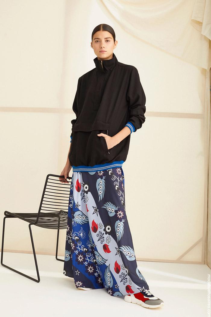 Moda mujer invierno 2019 looks casual chic. Moda invierno 2019.