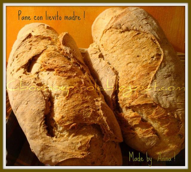 Ricetta Pane Bonci.Pane Con Lievito Madre Di Gabriele Bonci