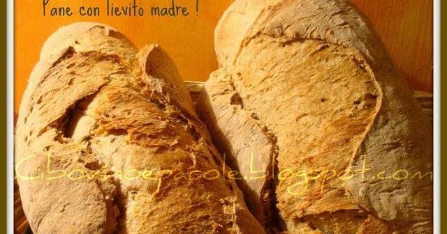 Ricette Lievito Madre Bonci.Pane Con Lievito Madre Di Gabriele Bonci