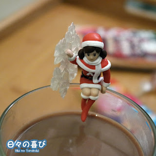 Figurine fuchiko edition speciale noel 2015 santa