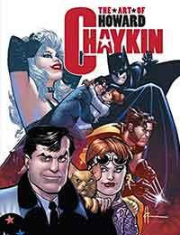 The Art of Howard Chaykin Comic