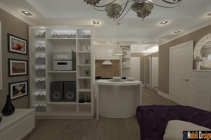 Design interior case Mangalia - Amenajari apartamente moderne