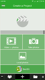 PicPac Camera