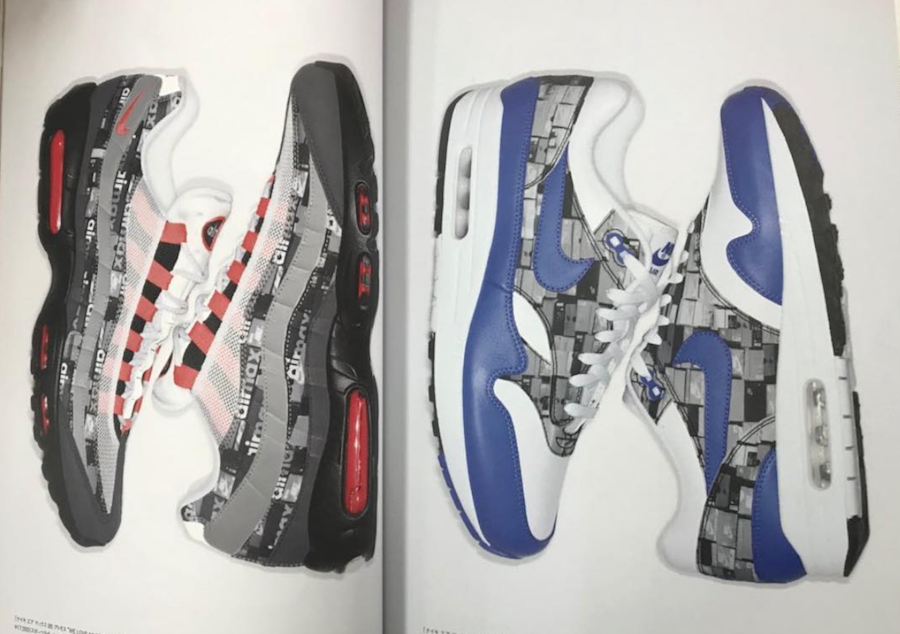 a6621551358 Japanese retailer atmos will soon be releasing yet another Air Max model