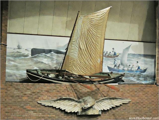Maritime Treasures en el Museo de las Ballenas de NewBedford
