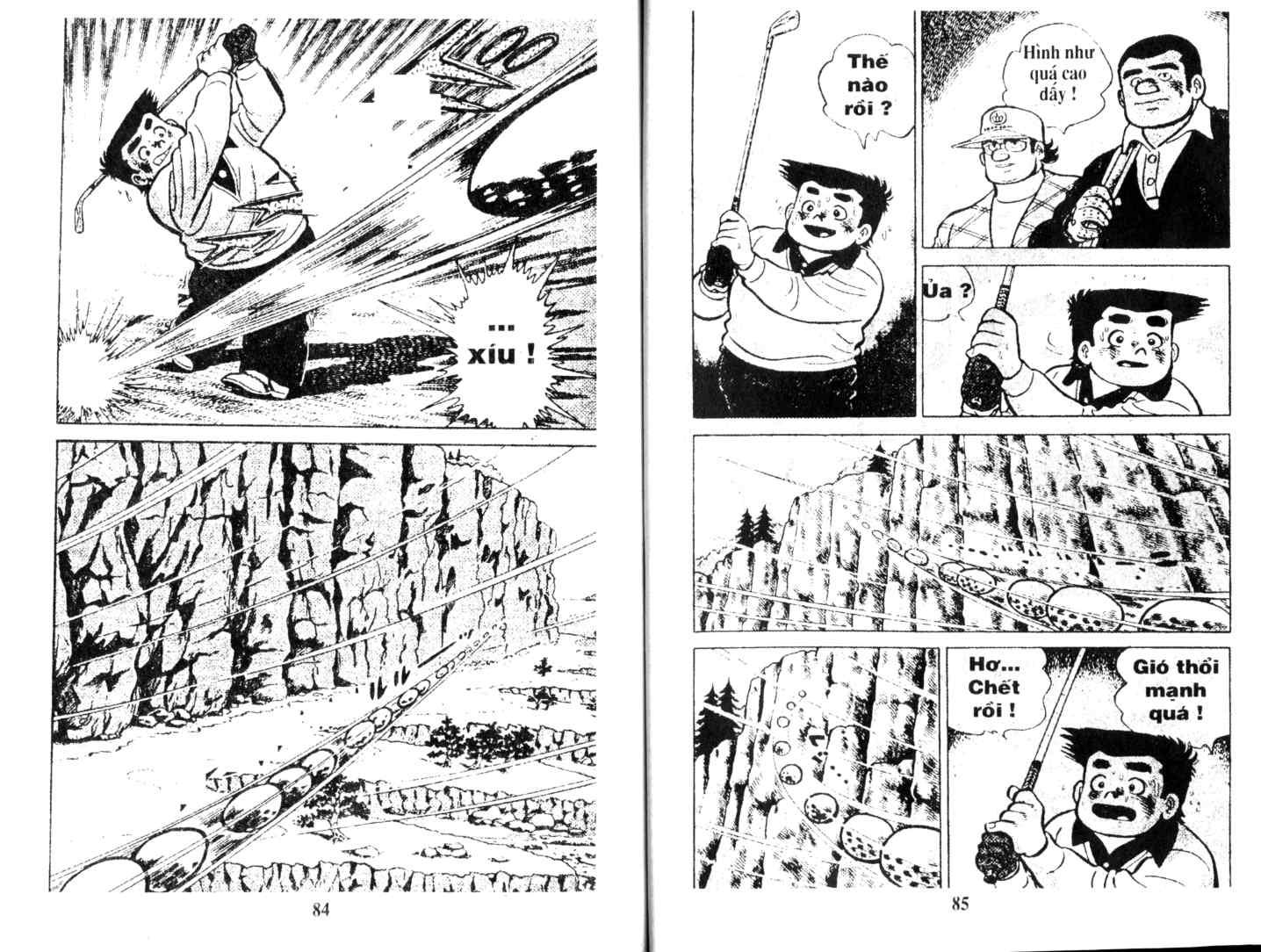 Ashita Tenki ni Naare chapter 16 trang 41