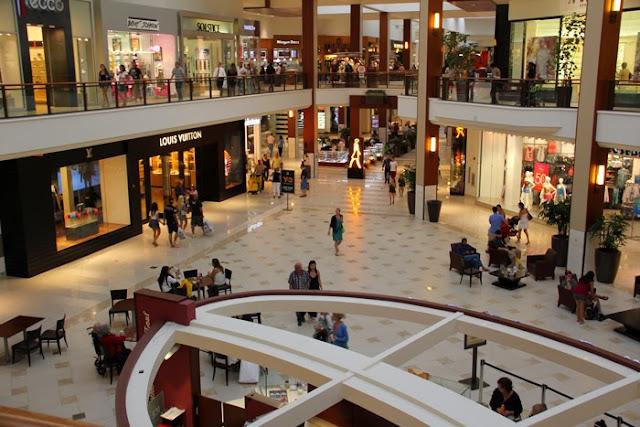 Fazer compras em Miami - Aventura Mall