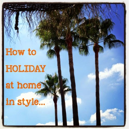 mamasVIB | V. I. BABYMAMAS: How to take a stylish holiday …at HOME! Part 2
