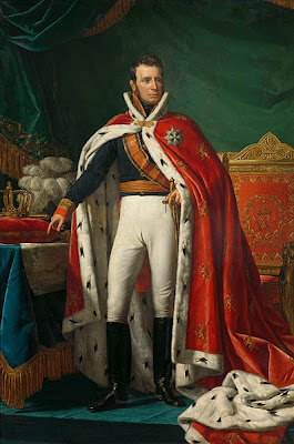 William I of the Netherlands by Joseph Paelinck, 1819
