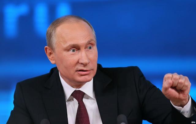 Путіна можуть офіційно визнати військовим злочинцем