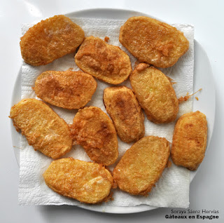 recette patates frites ragout espagnol