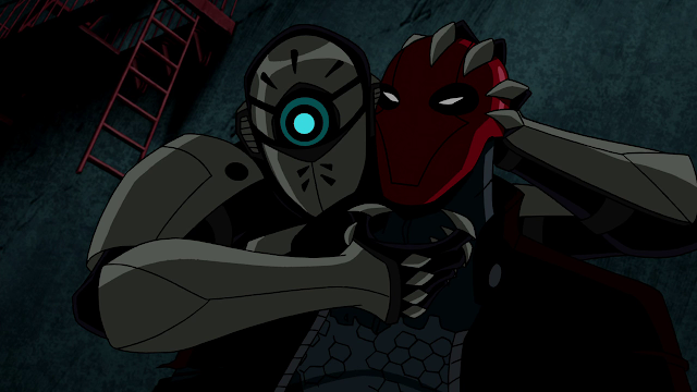 Batman: Under the Red Hood (2010) Full Movie [English-DD5.1] 720p BluRay ESubs Download