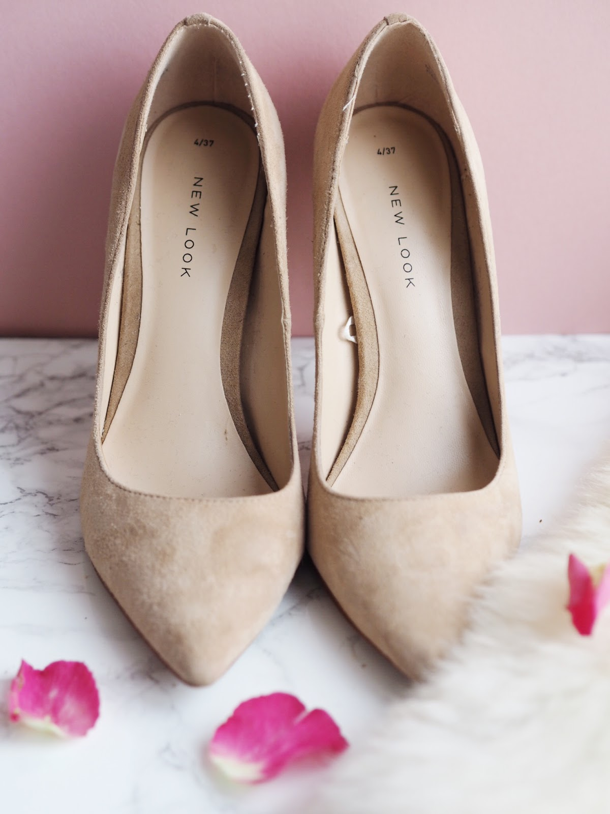 Summer Shoe Staples New Look Nude Heels Wedding Guest