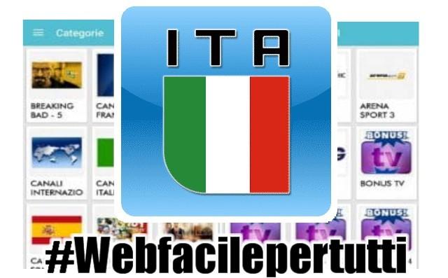 Televisione Italia Canali Diretta | Applicazione Per Vedere La TV Gratis sul tuo dispositivo
