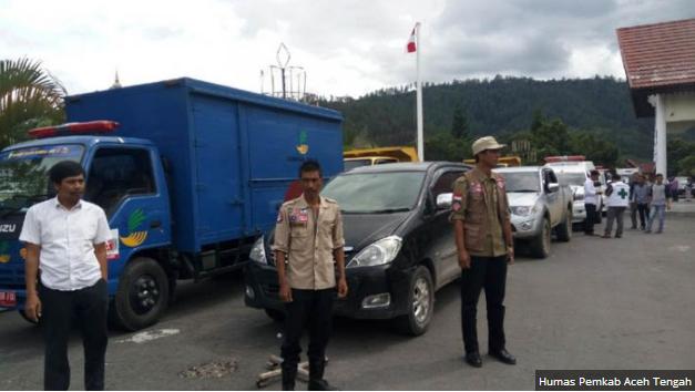 Gempa Aceh | Pidie jaya