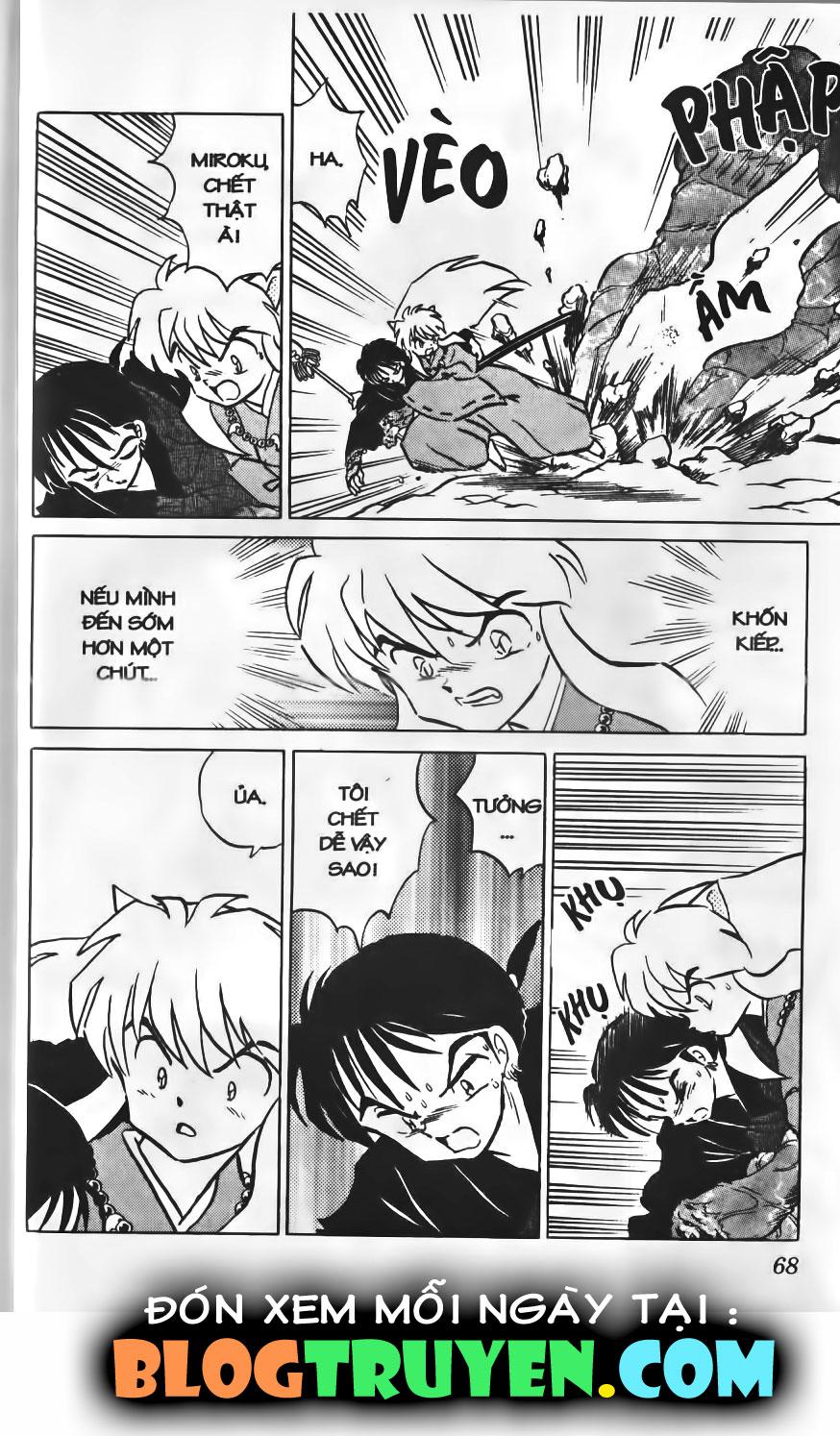 Inuyasha vol 10.4 trang 11