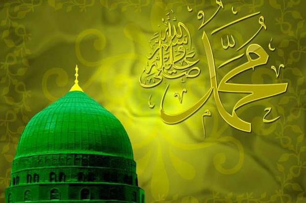 Pertemuan Muhammad SAW dan Jibril yang Disaksikan Sahabat
