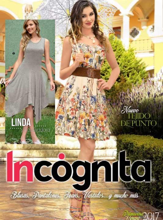 Catalogo incognita ropa 2017 primavera verano for Catalogo bp 2017