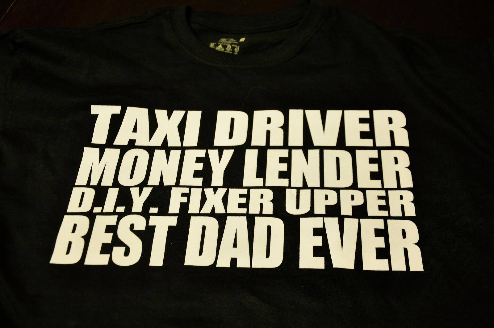 Father's Day T-shirt Ideas with my Silhouette