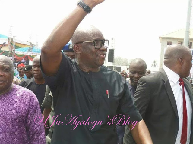 Fayose Formally Launches 2019 Presidential Campaign