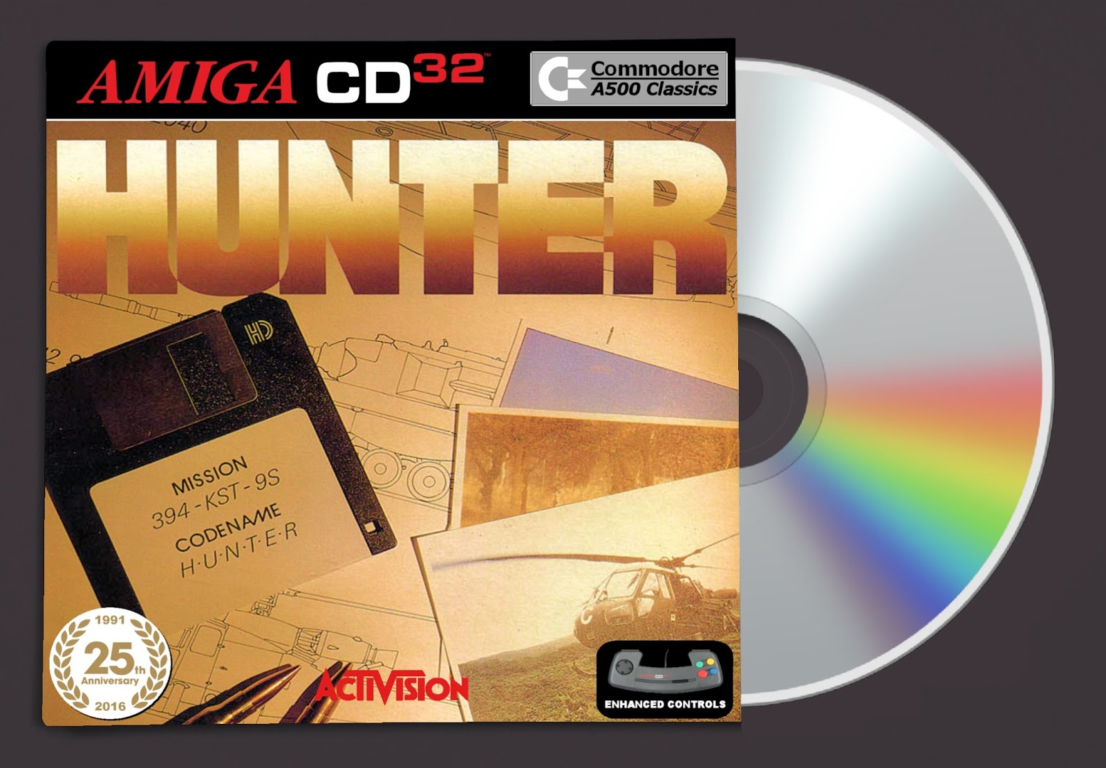 Unofficial CD32 Release - Ultimate Collection