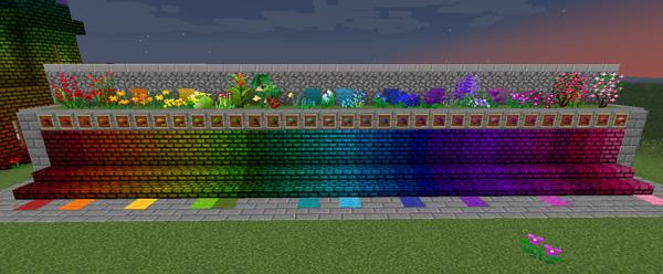 Ferdinand's Flowers Mod para Minecraft 1.12, 1.12.1 y 1.12.2