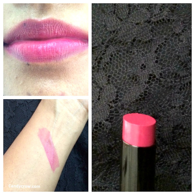 SUGAR Vivid Lipstick: Mad Magenta Review