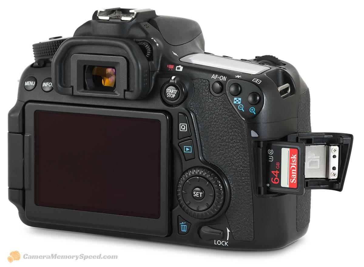Kartu Memori Kamera